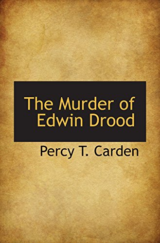 9780559917660: The Murder of Edwin Drood