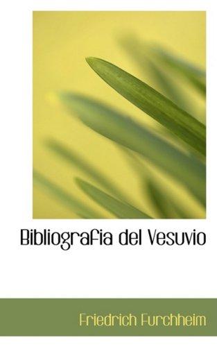 9780559919794: Bibliografia Del Vesuvio