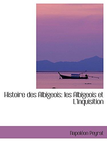 9780559920776: Histoire des Albigeois: les Albigeois et L'Inquisition