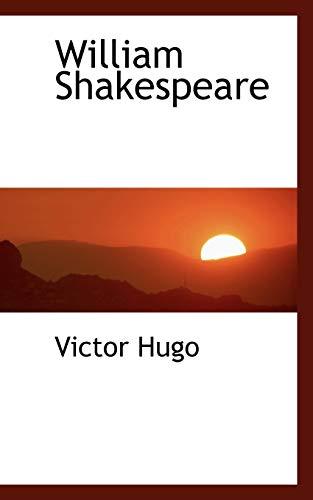 9780559931208: William Shakespeare