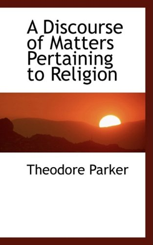 9780559939037: A Discourse of Matters Pertaining to Religion