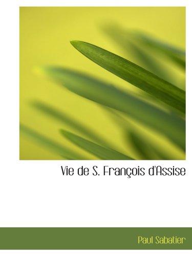 9780559948329: Vie de S. François d'Assise
