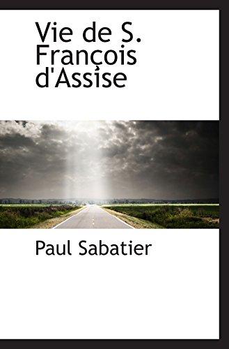 9780559948336: Vie de S. François d'Assise