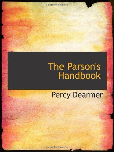 9780559968211: The Parson's Handbook