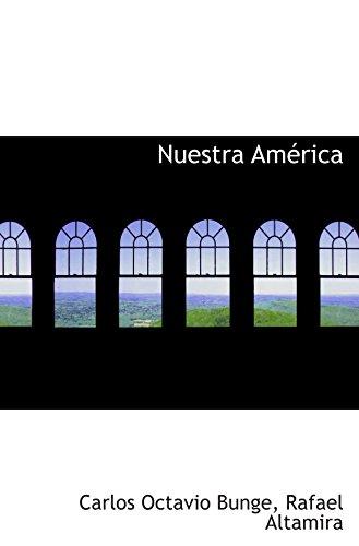 9780559976933: Nuestra América