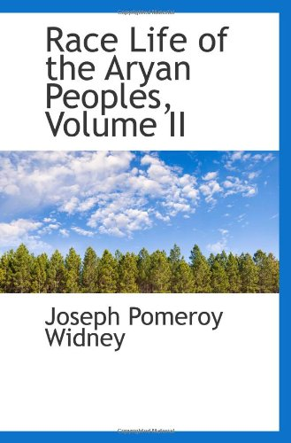 9780559988837: Race Life of the Aryan Peoples, Volume II