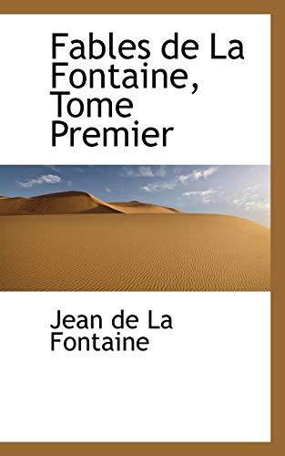 9780559994777: Fables de La Fontaine, Tome Premier: 1