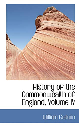 9780559995101: History of the Commonwealth of England, Volume IV