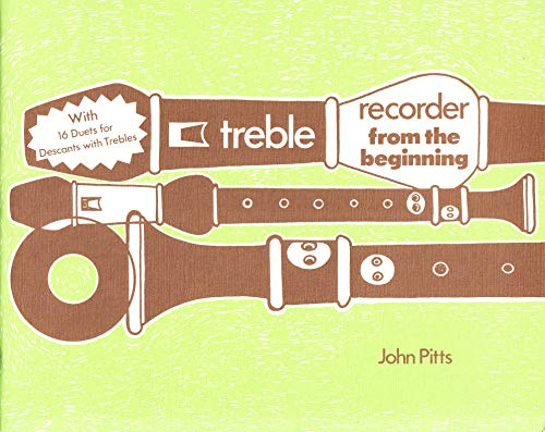 9780560012767: Treble Recorder from the Beginning