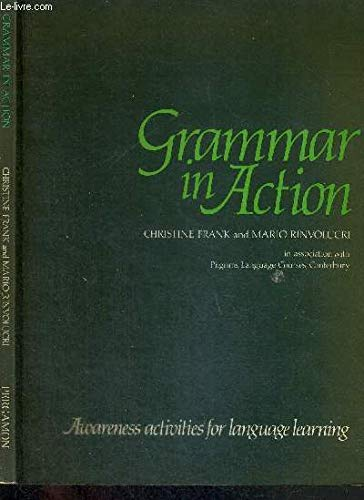 9780560042597: Grammar in action: Awareness activities for language learning