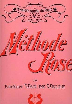 9780560051018: Méthode Rose 1ère année (version traditionnelle)
