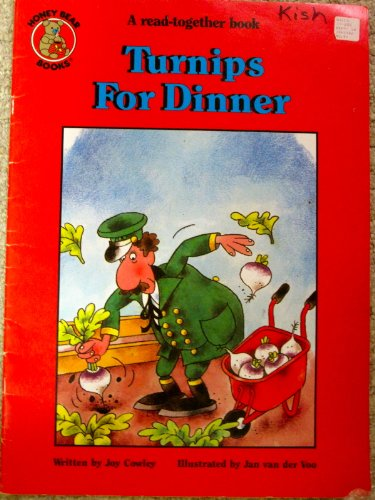 9780560090611: Turnips for Dinner (Tiddlywinks Large Read-together Books)