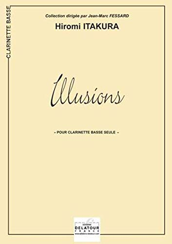 9780560175271: Illusions for bass clarinet
