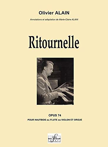 9780560179002: Ritournelle - Version with organ accompaniment