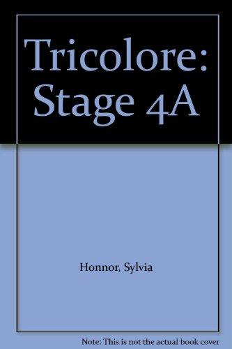 9780560206227: Tricolore: Stage 4A