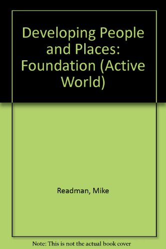 9780560265255: Developing People and Places: Foundation (Active World)