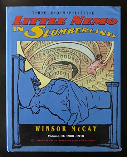 9780560970258: The Complete Little Nemo In Slumberland Volume III: 1908-1910