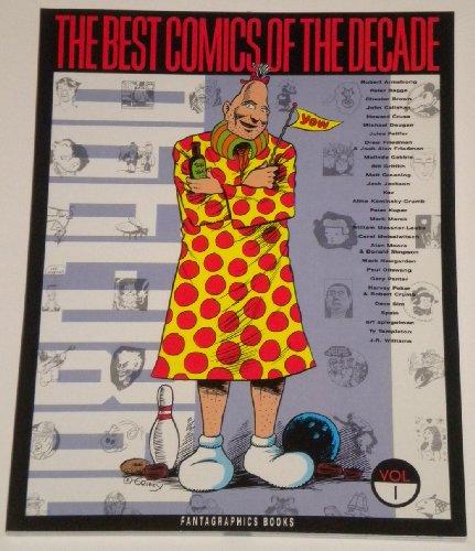 9780560970357: Best Comics of the Decade Volume 1
