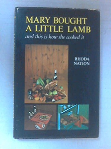 9780561002217: Mary Bought a Little Lamb and this is How She cooked it