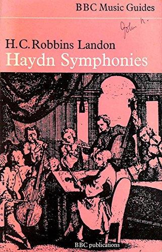 9780563067856: Haydn Symphonies