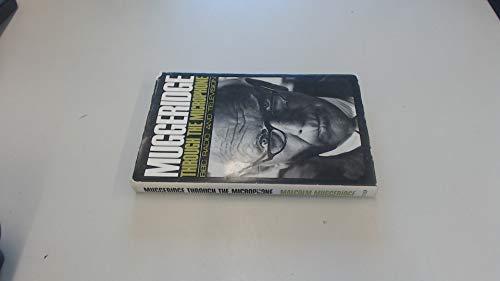 9780563073703: Muggeridge through the microphone: B.B.C. radio and television;