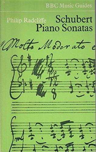 9780563073949: Schubert Piano Sonatas (Music Guides)