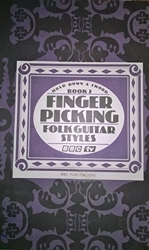 Hold Down A Chord Book 2, Finger: Pearse John