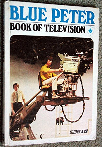 9780563084174: Book of Television (Blue Peter Mini Books)