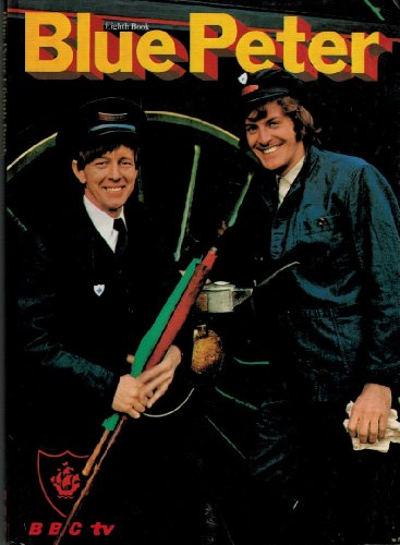 9780563103080: Book of Blue Peter 8 (Annual)