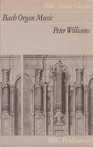 9780563103486: Bach Organ Music