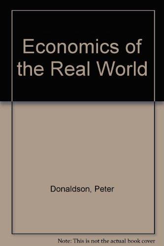 9780563107774: Economics of the Real World (Pelican books)