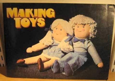 9780563109761: Making Toys