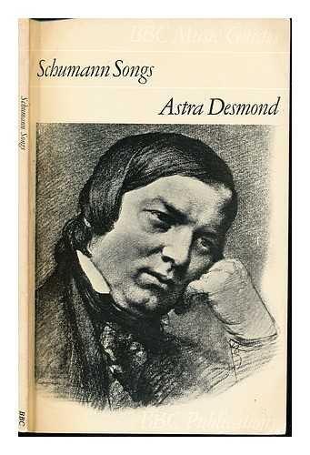 9780563121404: Schumann Songs (Music Guides)