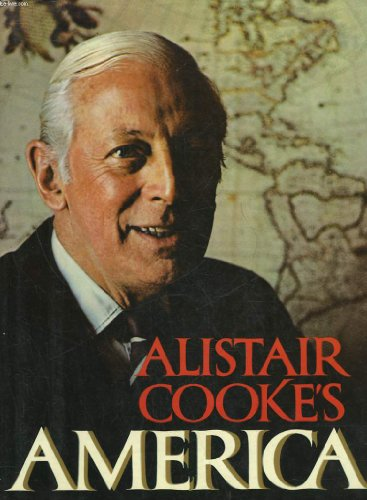 9780563121824: Alistair Cooke's America