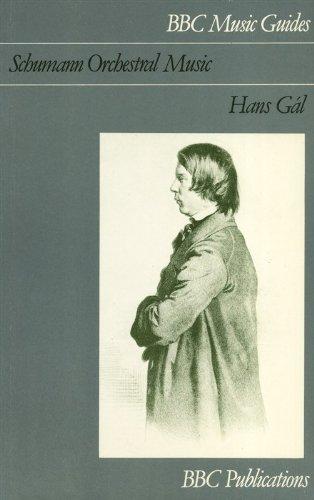 9780563124238: Schumann Orchestral Music (Music Guides)
