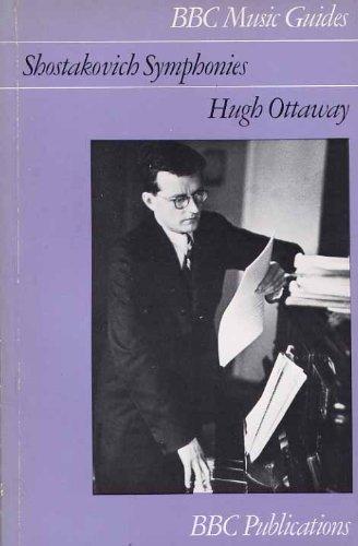 9780563127727: Shostakovich Symphonies (Music Guides)