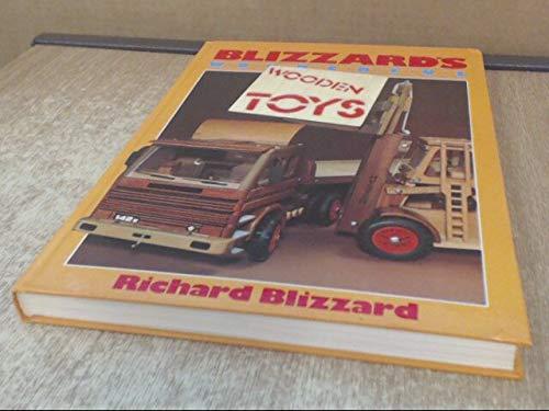 9780563165620: Blizzard's Wonderful Wooden Toys