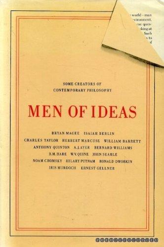 9780563174363: Men of Ideas