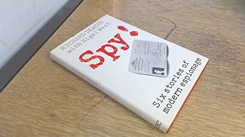 9780563177296: Spy!: Six Stories of Modern Espionage
