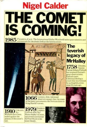 The comet is coming! : The feverish legacy of Mr. Halley