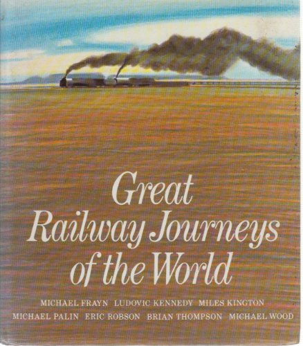 9780563179030: Great Railway Journeys of the World