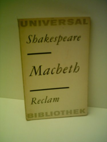 9780563200949: Macbeth (TV Shakespeare)