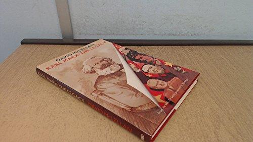 Karl Marx, the legacy: From the BBC: David McLellan