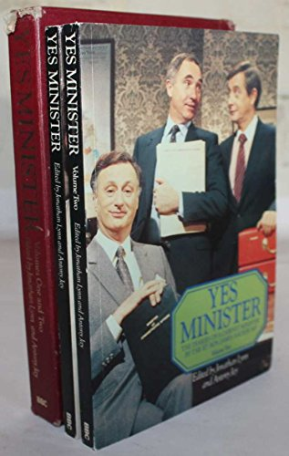 9780563201373: Yes minister: The diaries of a cabinet minister by the Rt Hon. James Hacker MP