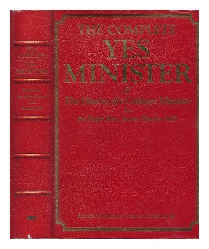 9780563203230: Yes, Minister
