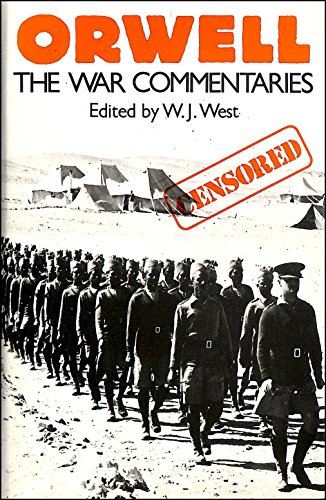9780563203490: Orwell: The War Commentaries