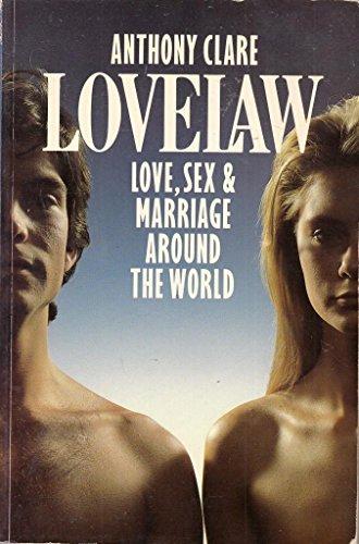 Lovelaw: Clare, Anthony W.
