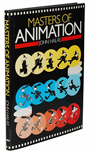 9780563204176: Masters of Animation