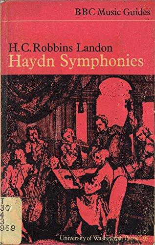 9780563205159: Haydn Symphonies