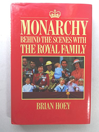 9780563205340: Monarchy : Behind the Scenes with the Royal Family